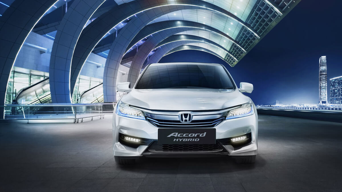 Honda Accord 4