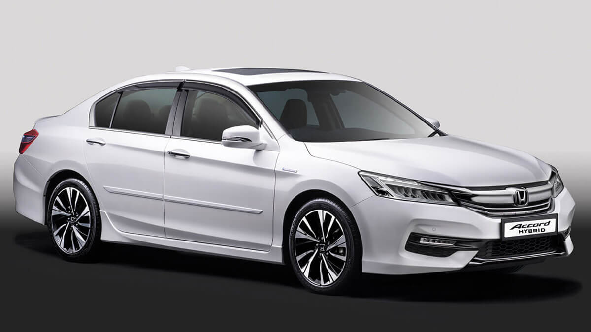 Honda Accord 6